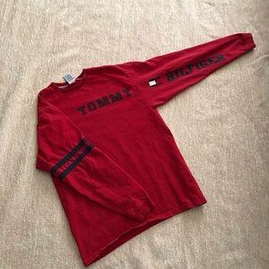 Vintage Tommy Hilfiger long sleeve t-shirt. XL